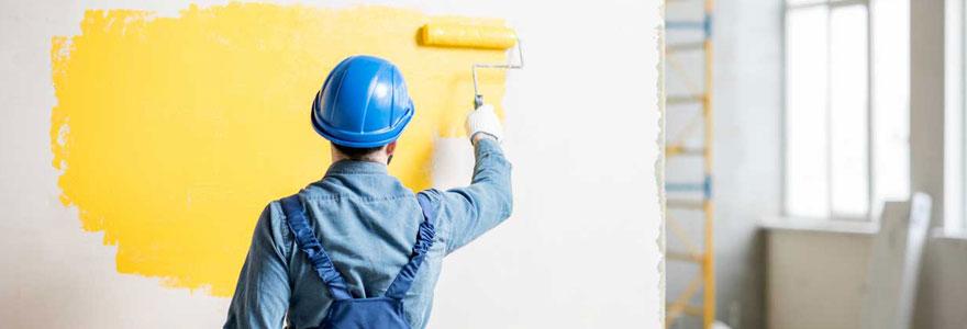 Faire appel à un peintre en bâtiment